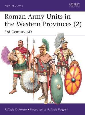 Roman Army Units in the Western Provinces 2 by Raffaele D'Amato