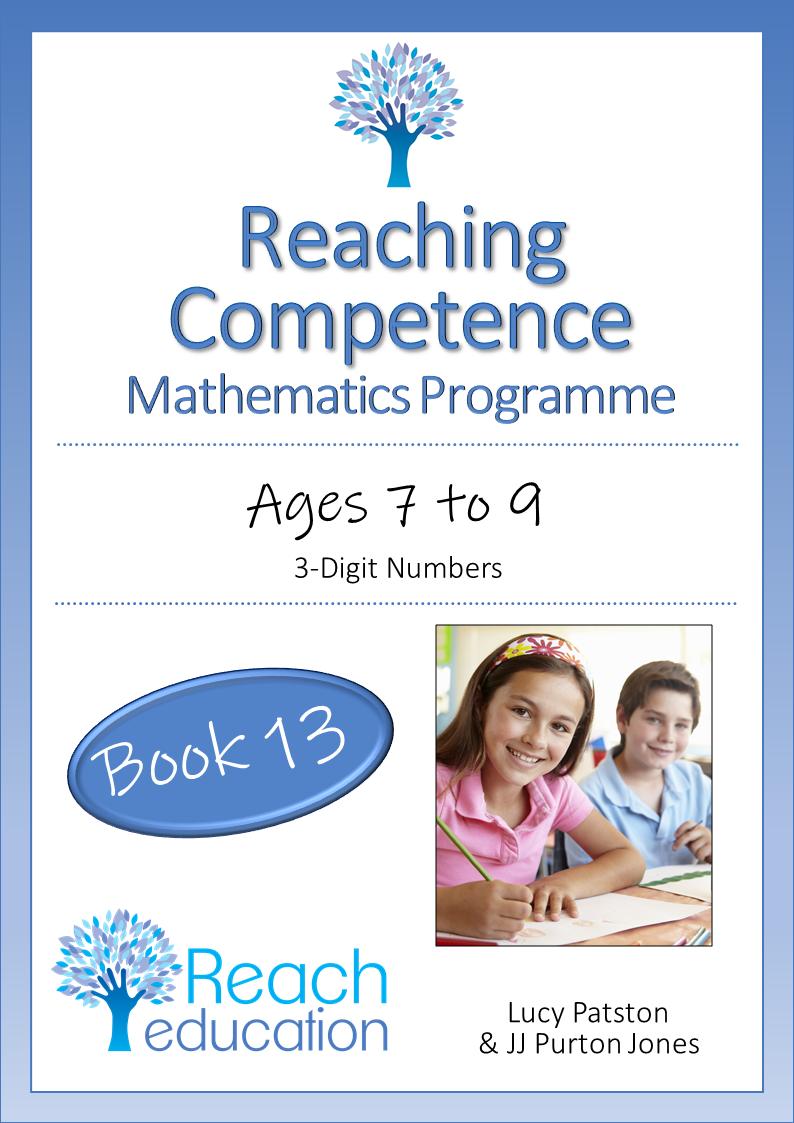 Reaching Competence Mathematics Programme - Book 13 by Lucy Patston & JJ Purton Jones image