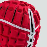 Reinforcer Headguard Adults- Medium (Red)