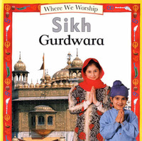 Sikh Gurdwara by Kanwaljit Kaur-Singh image