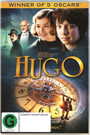 Hugo on DVD