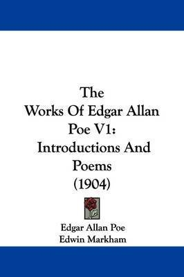 The Works of Edgar Allan Poe V1: Introductions and Poems (1904) by Edgar Allan Poe