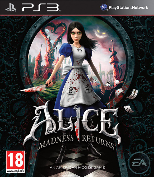 Alice: Madness Returns for PS3