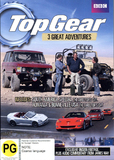 Top Gear 3 Great Adventures - South America, Romania and Bonneville USA (2 Disc Set) DVD