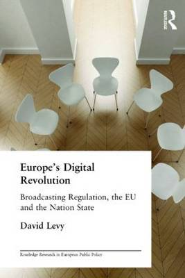 Europe's Digital Revolution by David Levy image