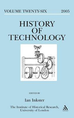 History of Technology: v. 26