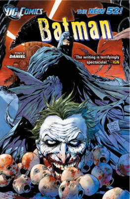 Batman Detective Comics Vol. 1 by Tony S Daniel