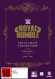 WWE: Royal Rumble Ultimate Collection - Volume 1 (1988-2001) DVD