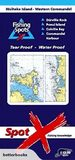 Spot X Waiheke Island - Western Coromandel Chart: Fishing Spots by Spot X