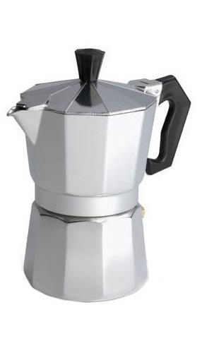 Casa Barista Classic 6 Cup Aluminium Espresso Maker At