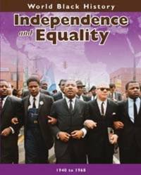 Independence and Equality by Elizabeth R Cregan