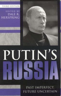 Putin's Russia image