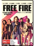 Free Fire on DVD