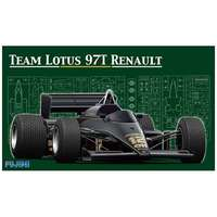 Fujimi 1/20 Formula 1 Lotus 97T 1985 - Model Kit