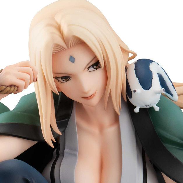 Naruto: Tsunade - PVC Figure
