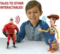 Disney Pixar: Interactables Figure - Woody