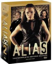 Alias - Complete Season 2 (6 Disc Box Set) on DVD