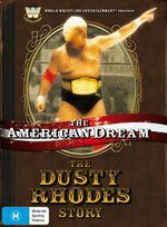 WWE - The American Dream: The Dusty Rhodes Story on DVD