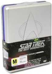Star Trek - Next Generation Season 2 Box Set on DVD