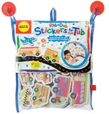 Alex: Beep Beep! Stickers For The Tub