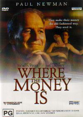 Where The Money Is on DVD