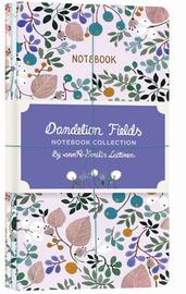 Dandelion Fields Notebook Collection (Set 3) by Anna Emilia Laitinen