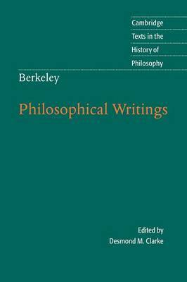 Berkeley: Philosophical Writings by Desmond M Clarke image