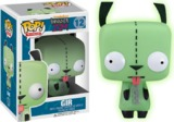 Invader Zim: Gir (Glow) Pop! Vinyl Figure