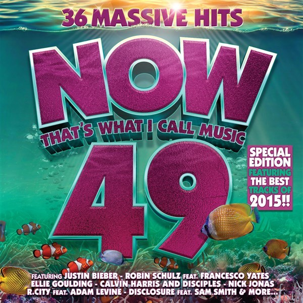 Now 49 by Various Artists image