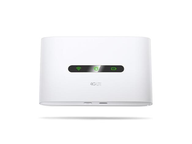 TP-LINK M7300 LTE-Advanced Mobile Wi-Fi