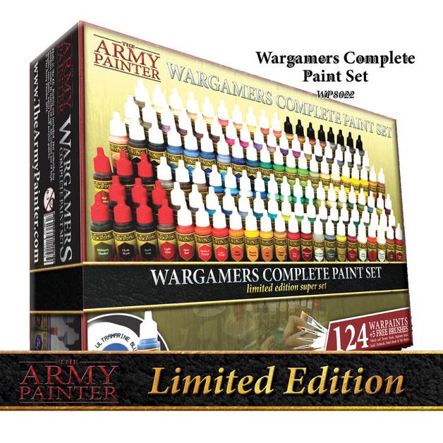 Complete Warpaints Set
