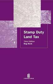 Stamp Duty Land Tax by Reginald S. Nock image
