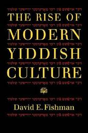 The Rise of Modern Yiddish Culture image