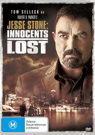 Jesse Stone: Innocents Lost on DVD