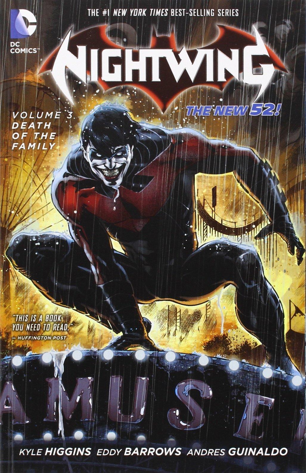 Nightwing Vol. 3 by Kyle Higgins image