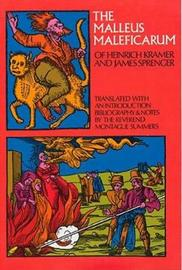 The Malleus Maleficarum by Jakob Sprenger image
