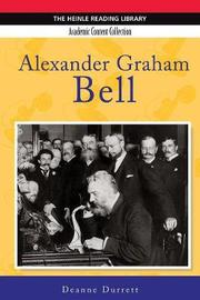 Alexander Graham Bell: Heinle Reading Library, Academic Content Collection by Deanne Durrett image