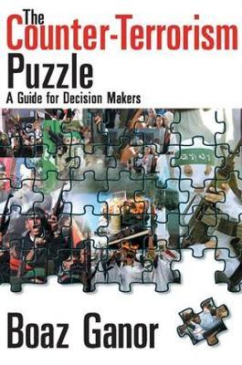 The Counter-terrorism Puzzle by Boaz Ganor image