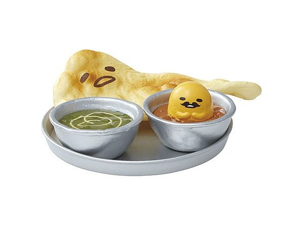 Gudetama: Global Expansion!? - Mini-figure (Blind Bag) image