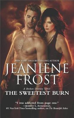 The Sweetest Burn by Jeaniene Frost image