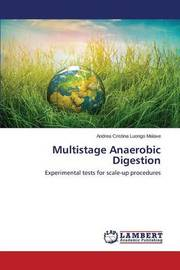 Multistage Anaerobic Digestion by Luongo Malave Andrea Cristina
