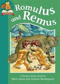 Must Know Stories: Level 2: Romulus and Remus by Mick Gowar image