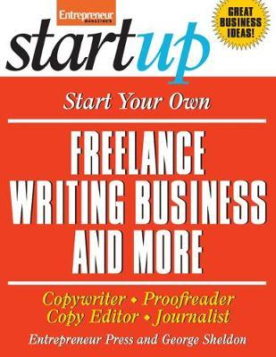 Start Your Own Freelance Writing Business and More by Entrepreneur Press image