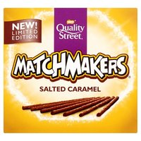 Quality Street Matchmakers Salted Caramel (130g)