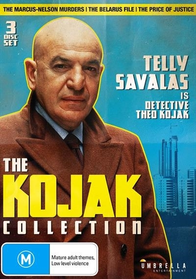 The Kojak Collection on DVD