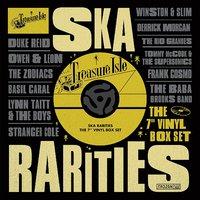 """Treasure Isle Ska Rarities - The 7"""" Vinyl Box Set"""