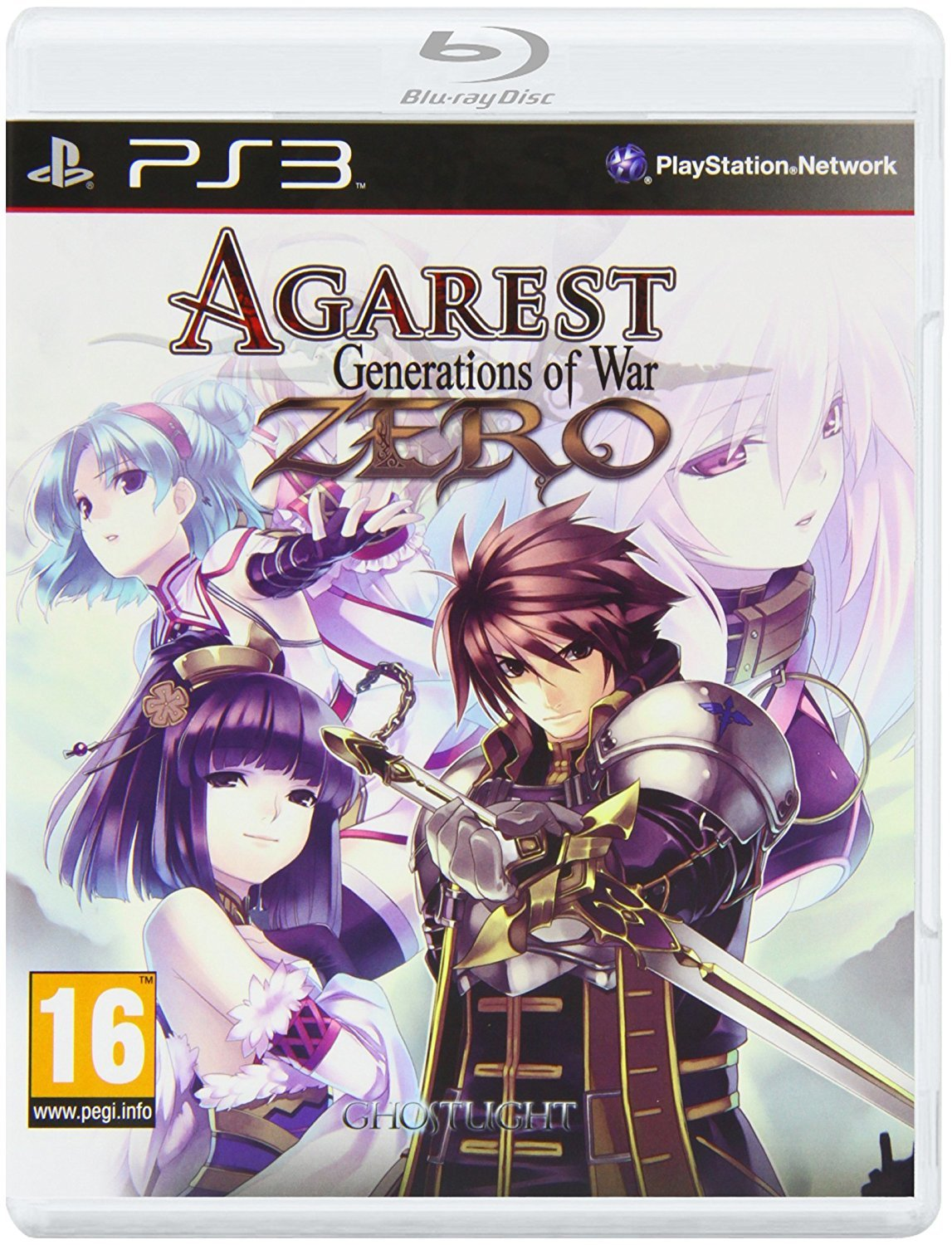 Agarest: Generations of War Zero - Standard Edition for PS3 image