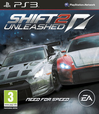 Need For Speed SHIFT 2: Unleashed for PS3