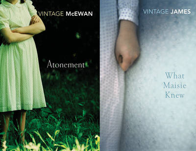"""Vintage Lies: """"What Maisie Knew"""", """"Atonement"""" by Henry James image"""