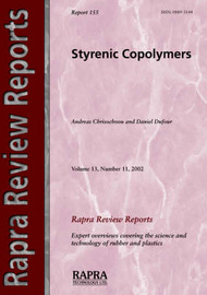 Styrenic Copolymers by Andreas Chrisochoou
